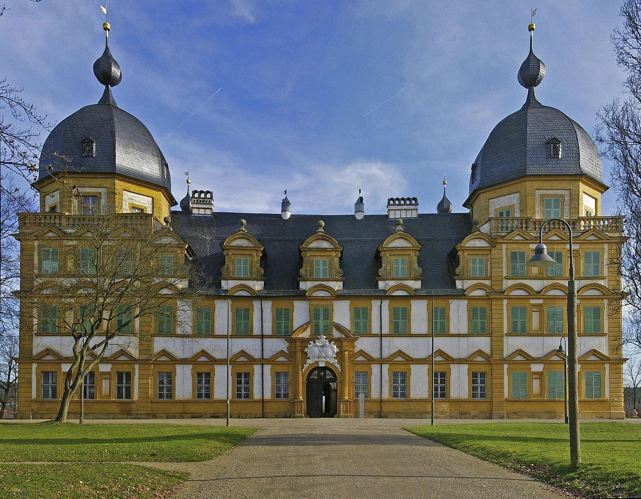 Bild Schloss Seehof Memmelsdorf