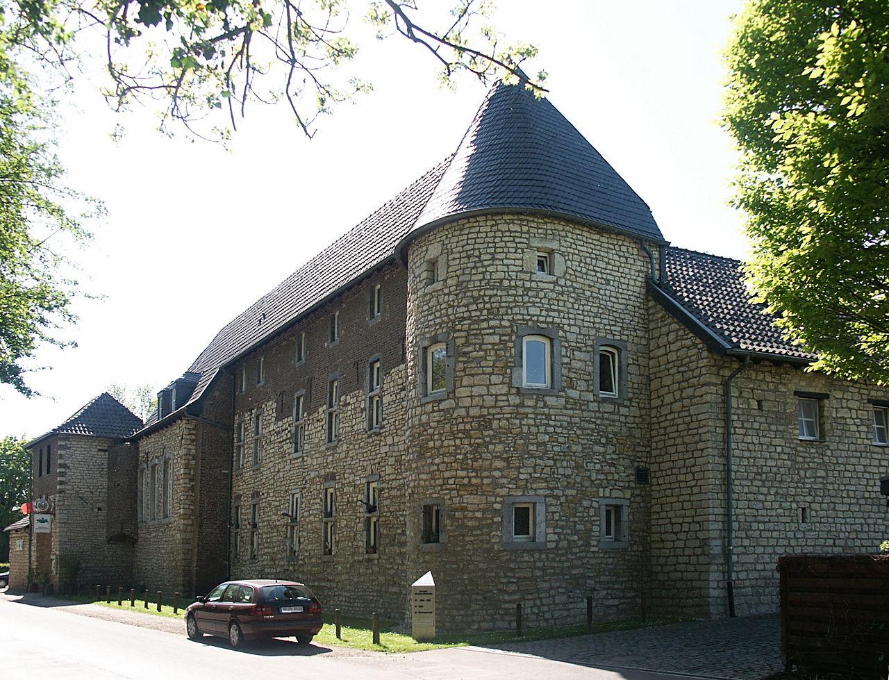 Bild Burg Seffent Aachen