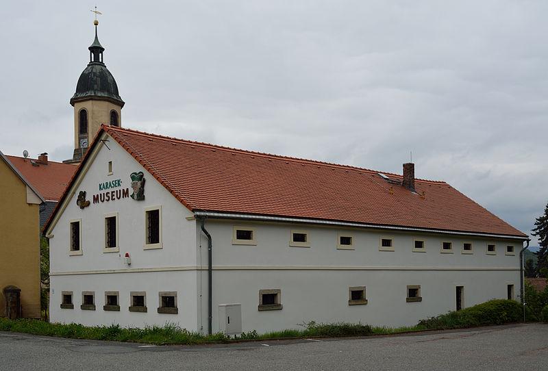 Bild Karasek Museum Seifhennersdorf