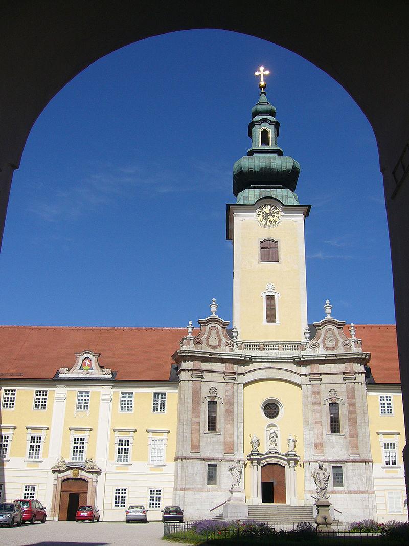 Bild Benediktiner Stift Seitenstetten