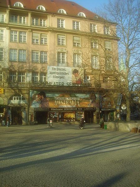 Bild Filmtheater Sendlinger Tor München