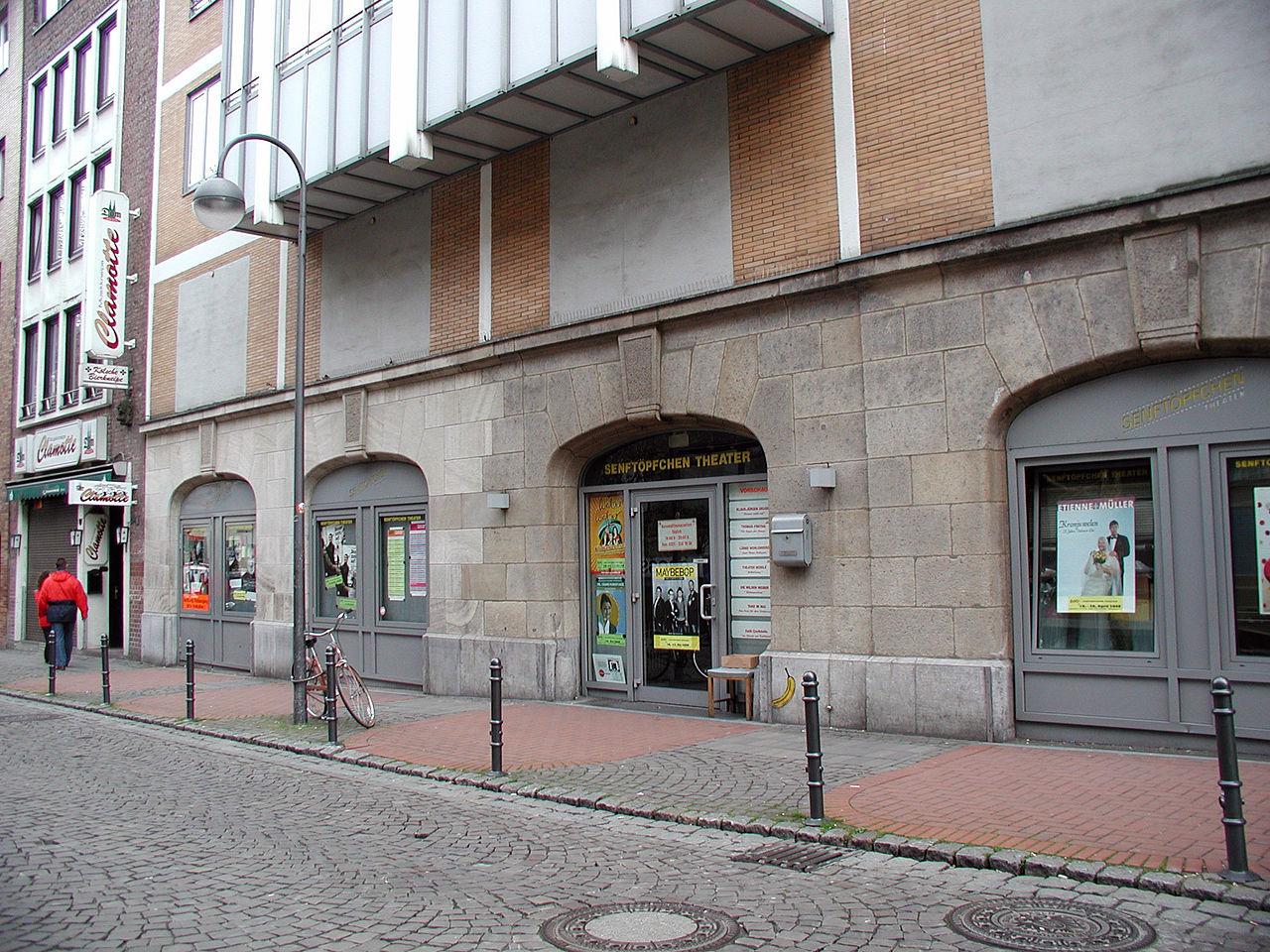 Theaterszene Köln