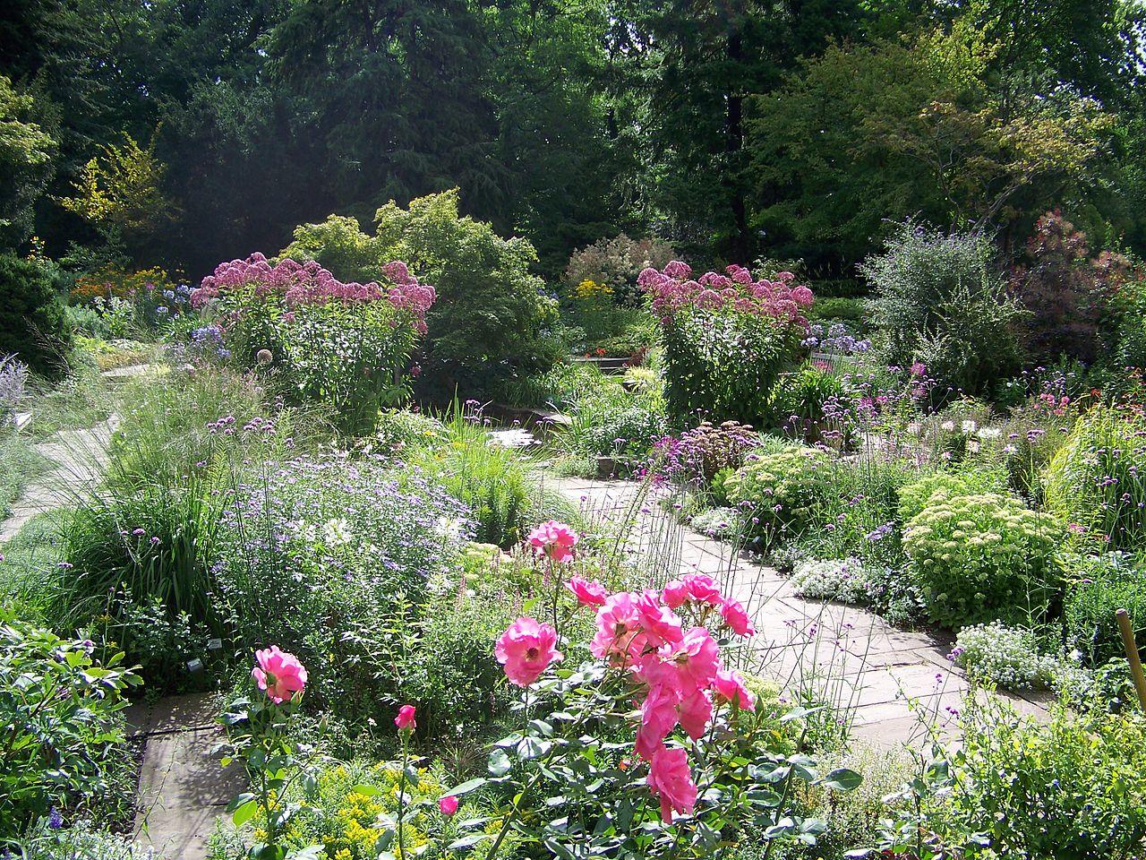 Bild Karl Foerster Garten Bornim
