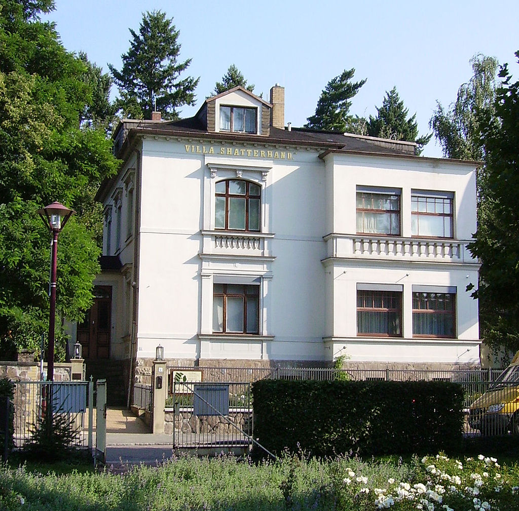 Bild Karl May Museum Radebeul