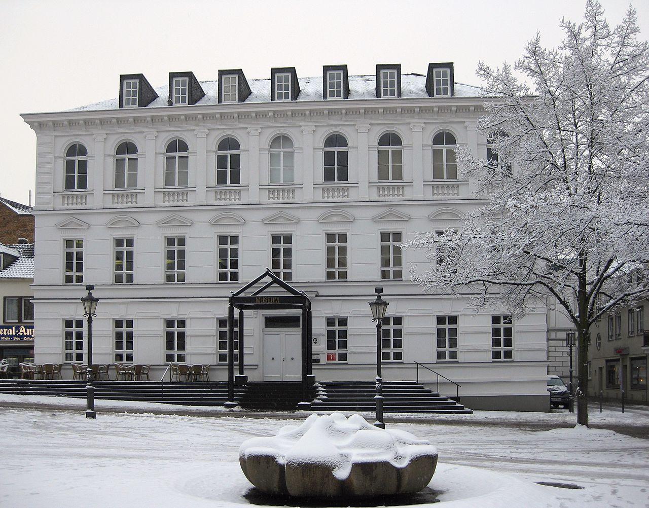 Bild Stadtmuseum Siegburg