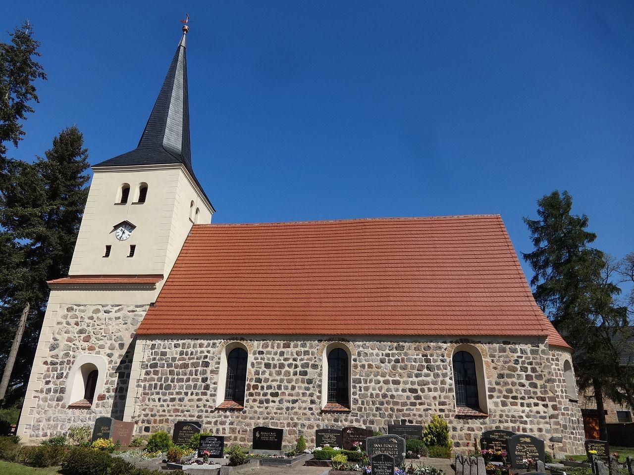 Bild Dorfkirche Siethen