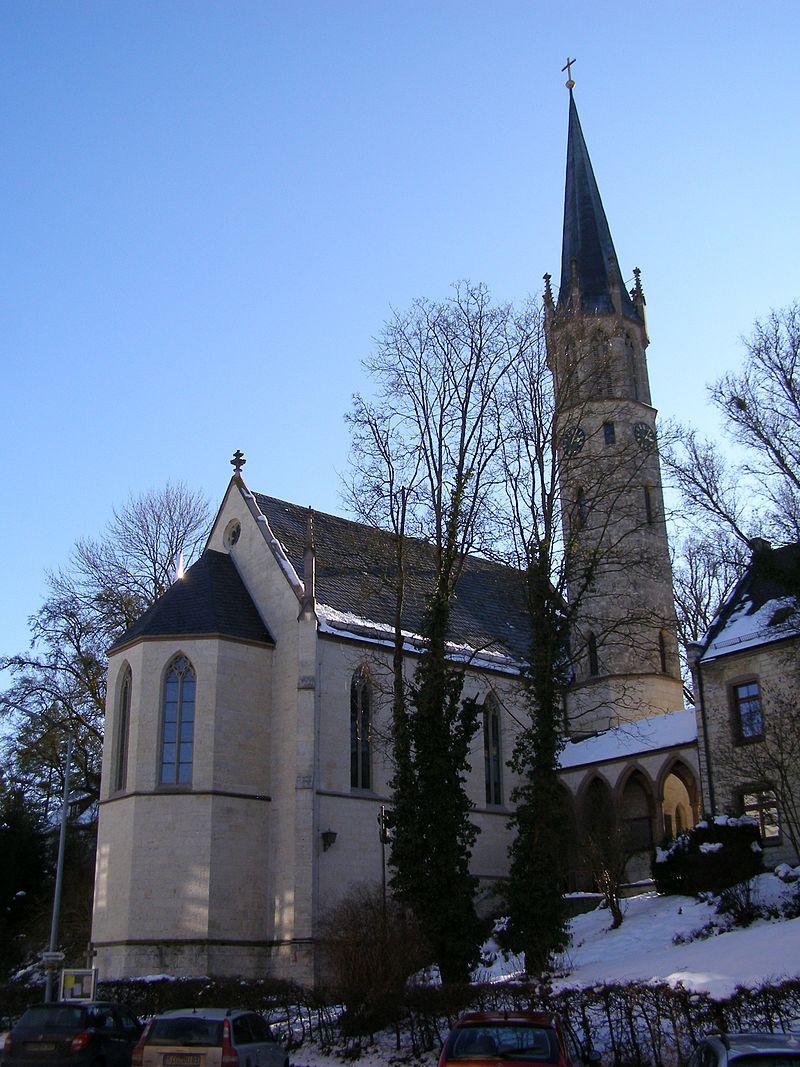 Bild Stadtkirche Sigmaringen