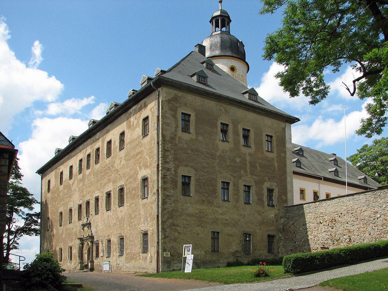 Bild Gottfried Silbermann Museum auf Schloss Frauenstein
