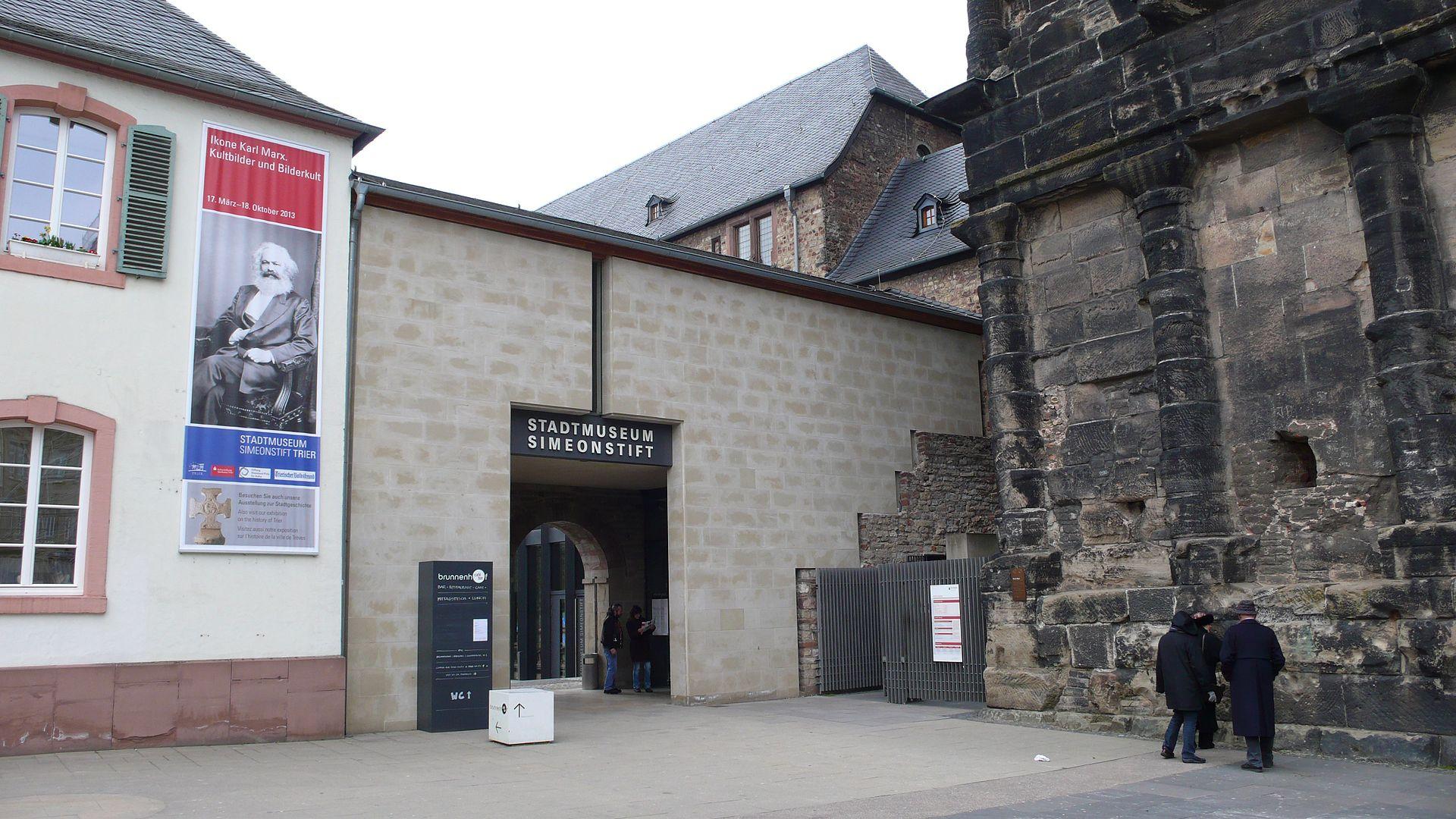 Bild Stadtmuseum Simeonstift Trier