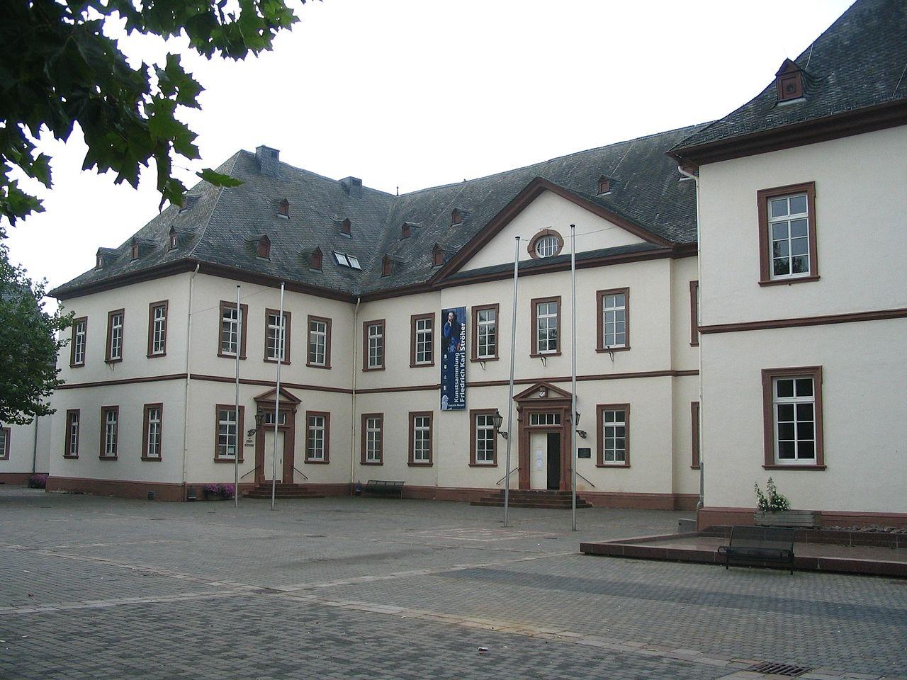 Bild Neues Schloss Simmern
