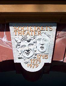 Bild SOCIETAETSTHEATER Dresden