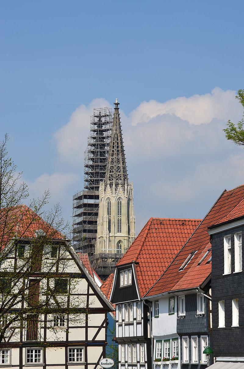 Bild Kirche St. Maria zur Wiese Soest