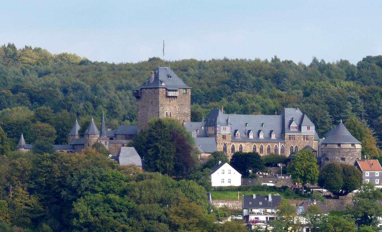 Bild Schloss Burg Solingen