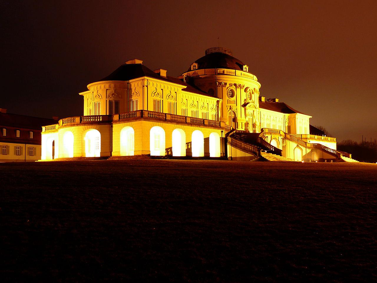 Bild Schloss Solitude Stuttgart