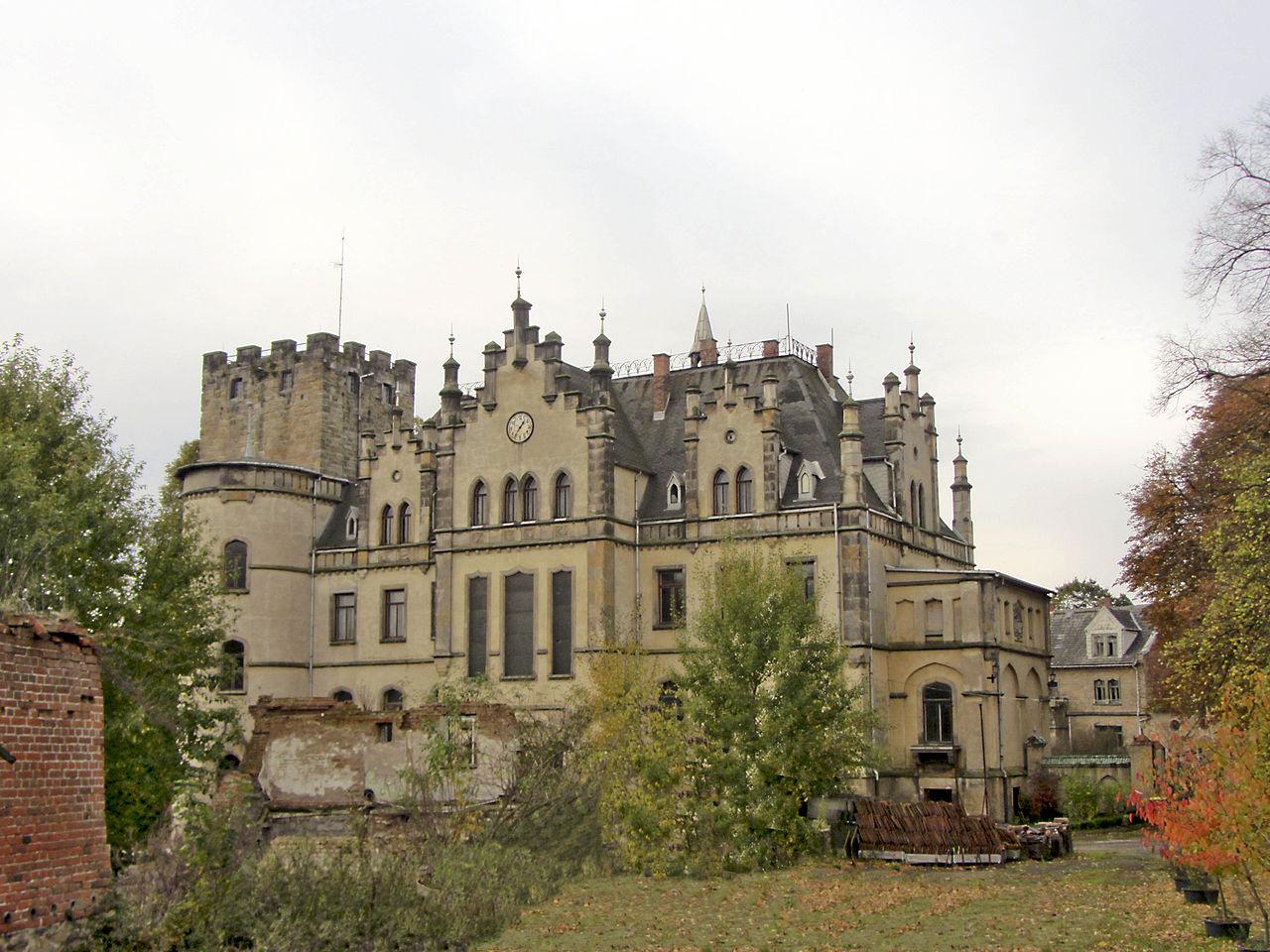 Bild Schloss Sommerschenburg