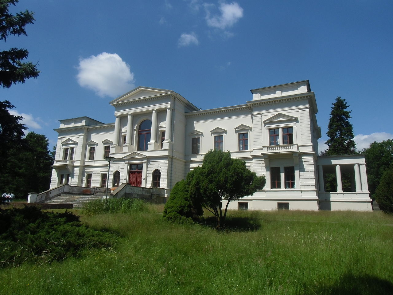 Bild Schloss Sommerswalde