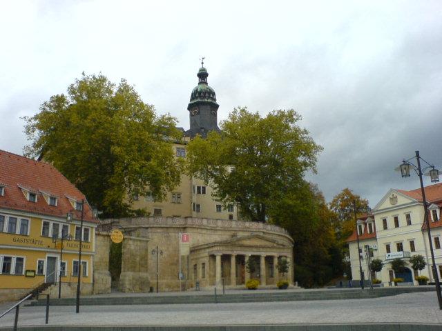 Bild Schloss Sondershausen