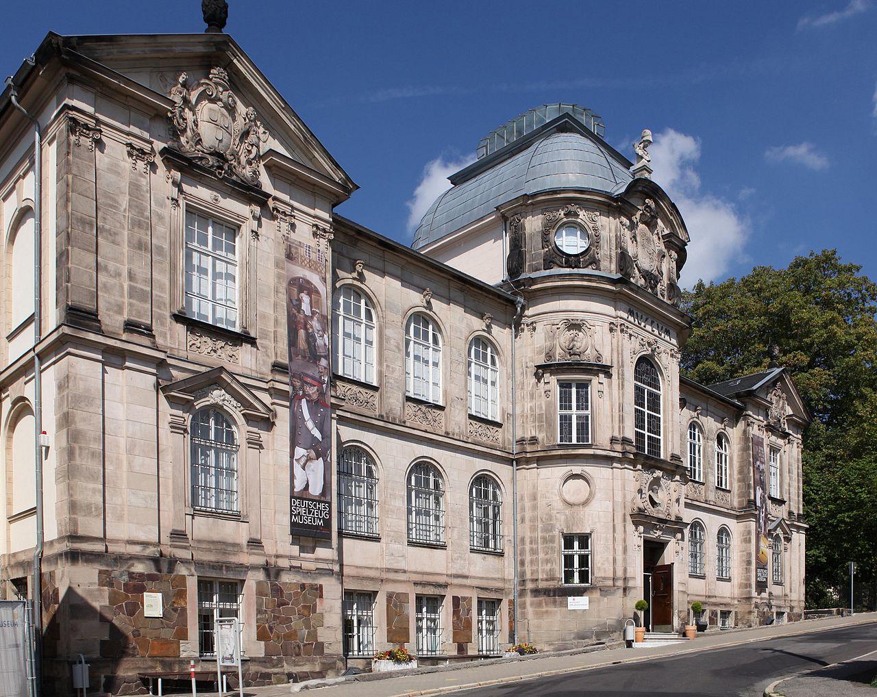 Bild Deutsches Spielzeugmuseum Sonneberg