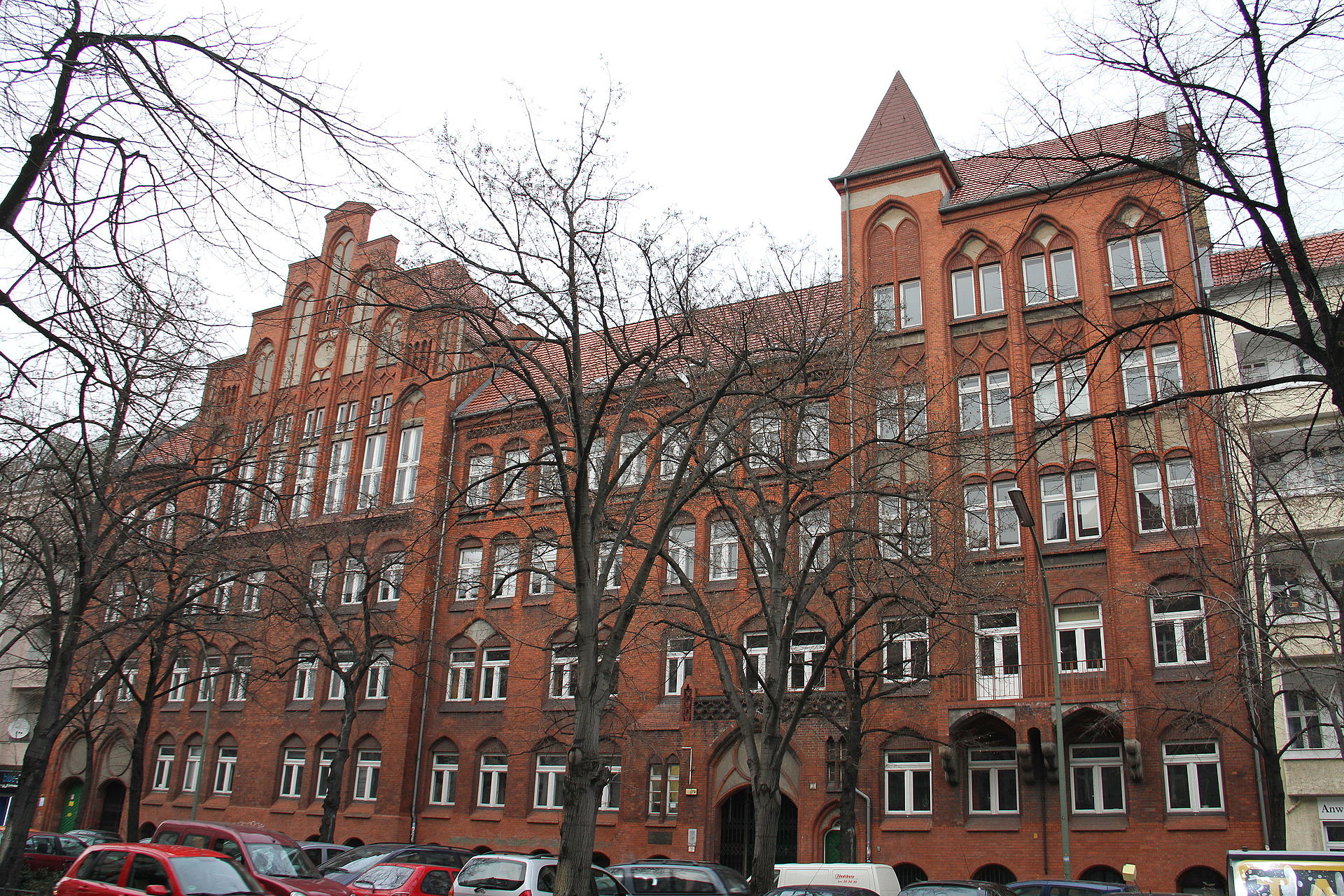 Bild Ernst Abbe Gymnasium Berlin