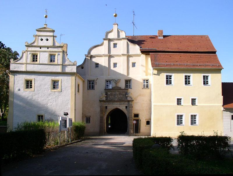 Bild Schloss Sonnewalde