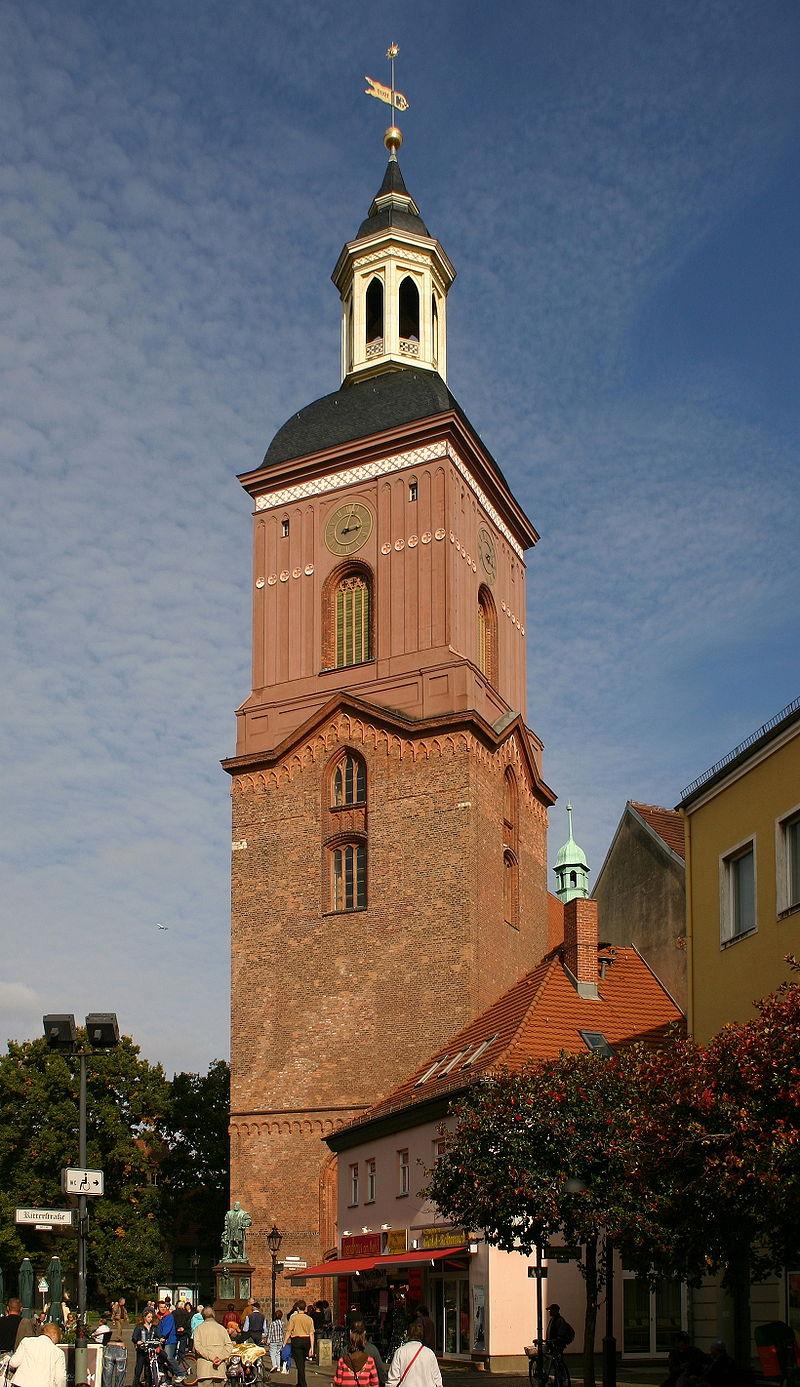 Bild Kirche St. Nikolai Spandau