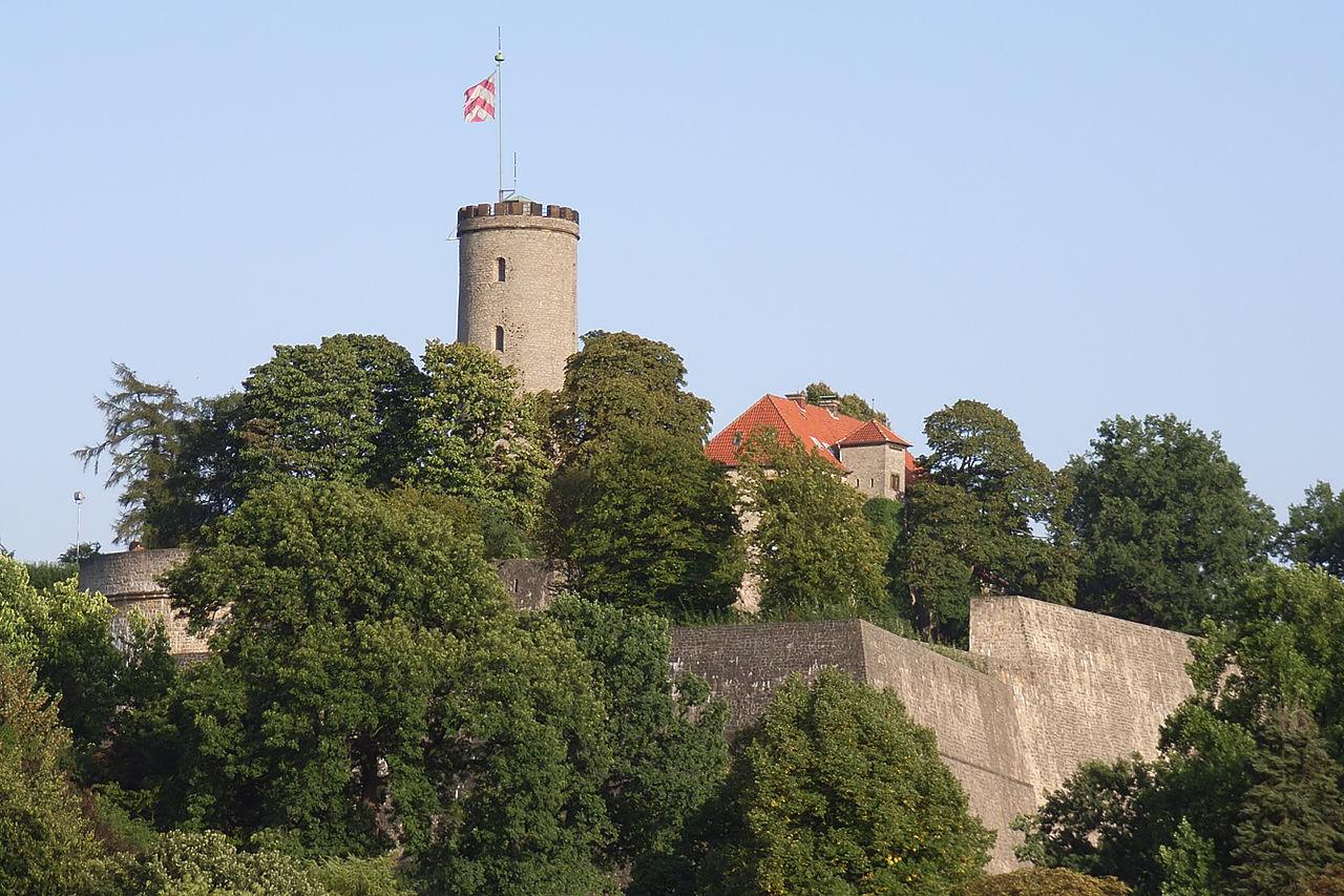 Bild Sparrenburg Bielefeld