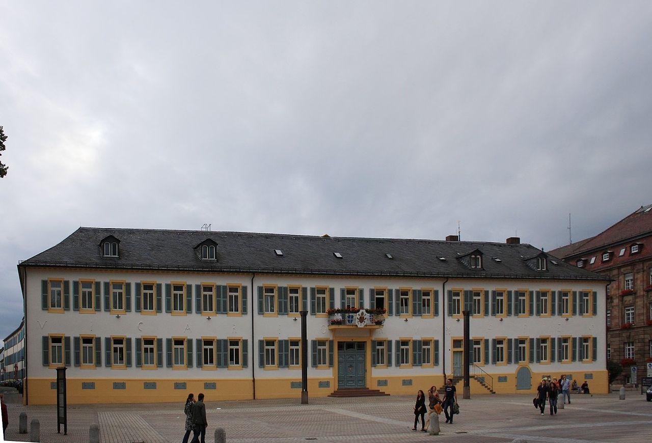 Bild Bischofspalais Speyer