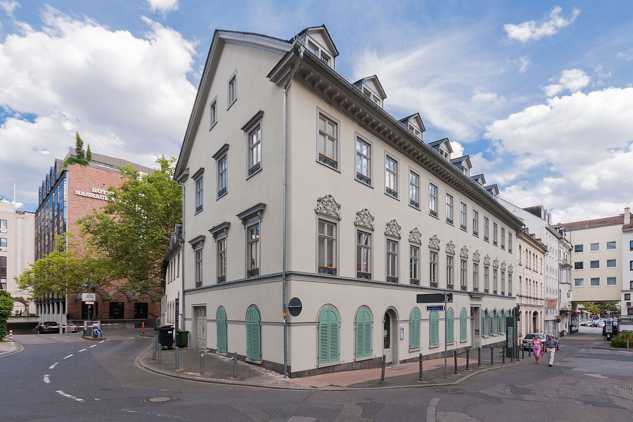 Bild Aktives Museum Spiegelgasse Wiesbaden