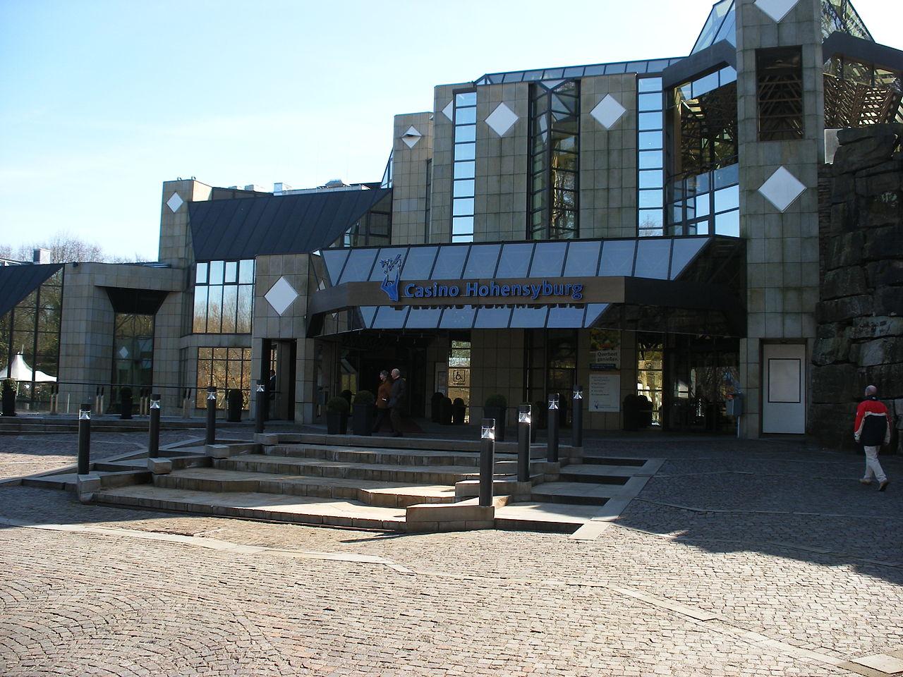 Bild Casino Hohensyburg Dortmund