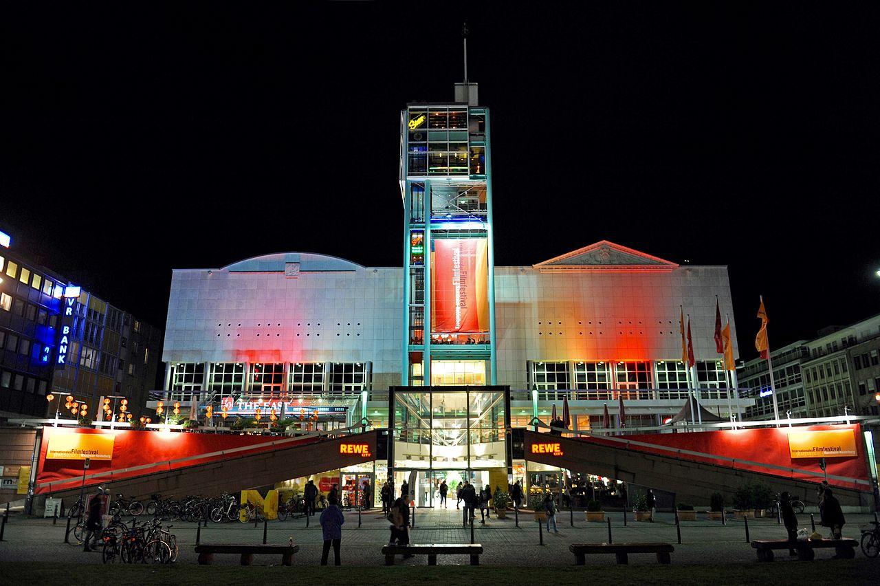 Bild Internationales Filmfestival Mannheim Heidelberg