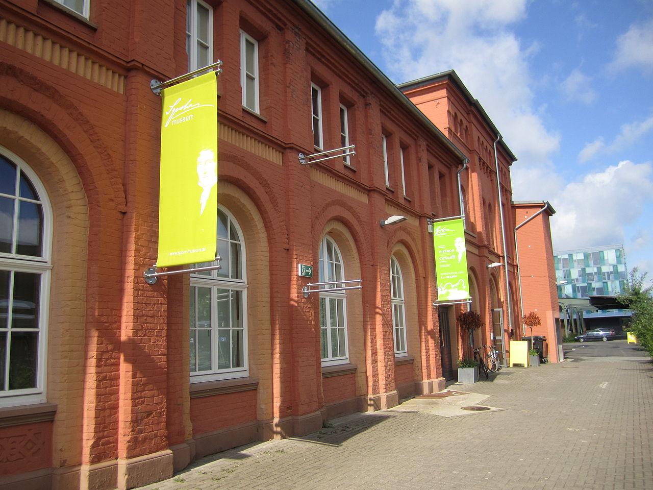 Bild Spohr Museum Kassel