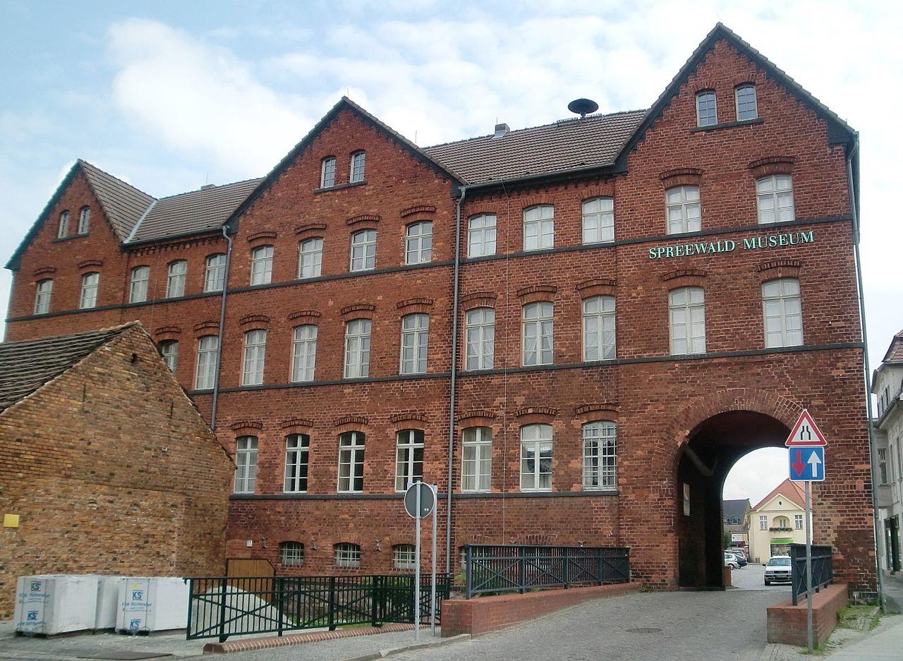 Bild Spreewaldmuseum Lübbenau