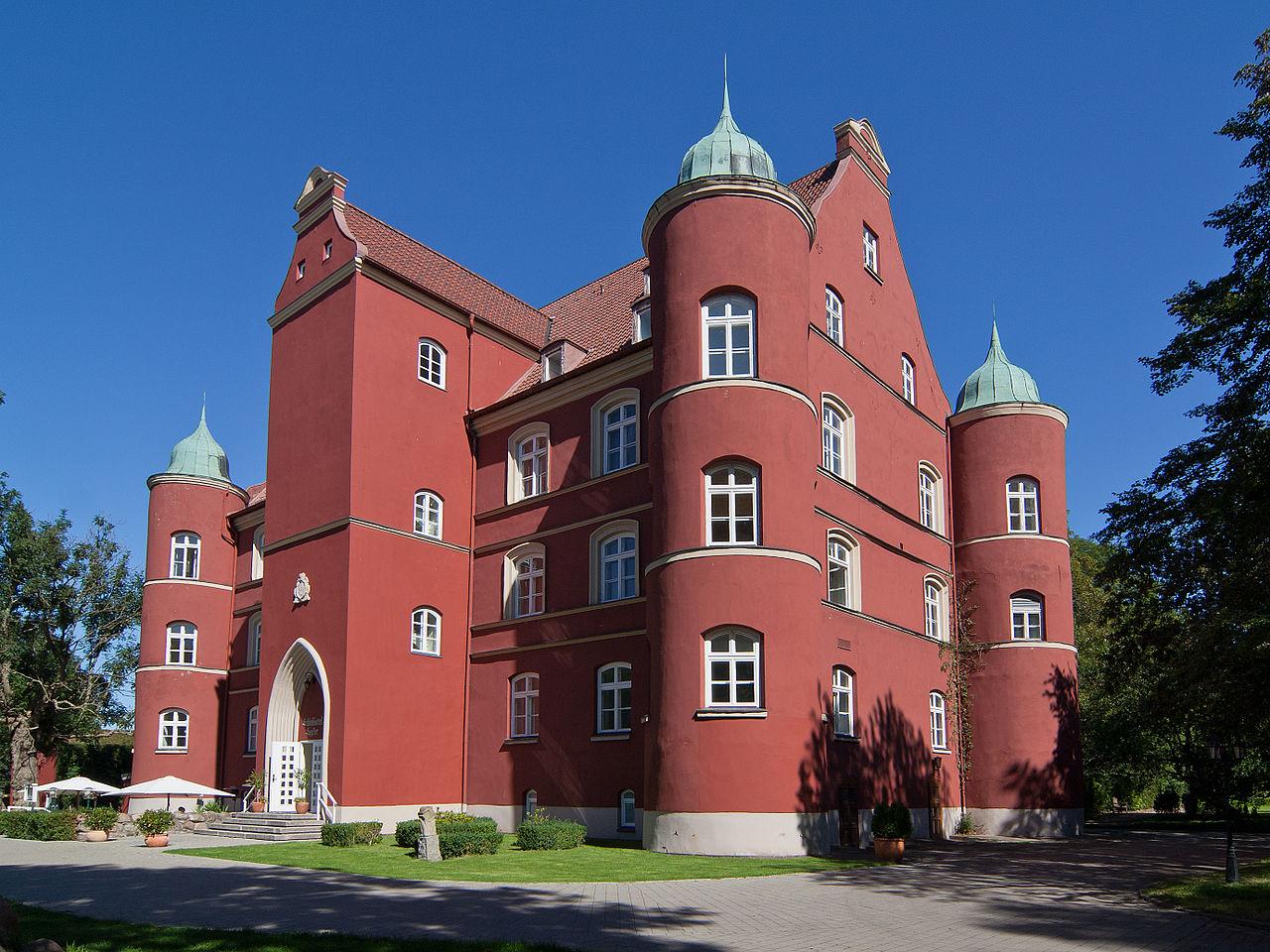 Bild Schloss Spyker