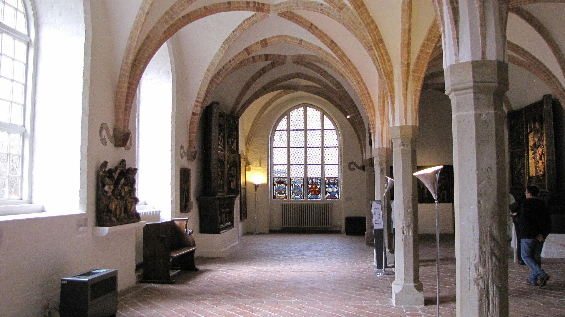 Bild Kloster St. Annen Lübeck