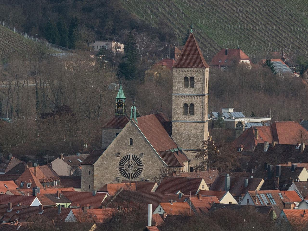 Bild Kirche Sankt Laurentius Würzburg Heidingsfeld