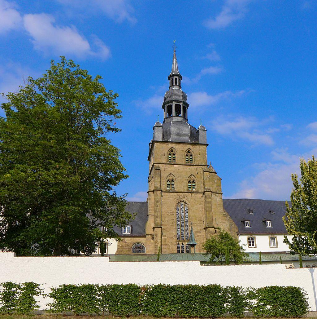 Bild Abtei Tholey