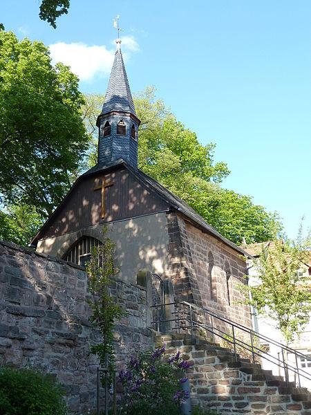 Bild Klauskirche Heiligenstadt