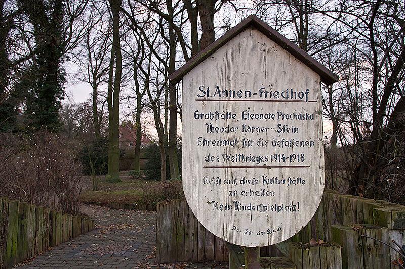 Bild Körner Gedenkstein Dannenberg