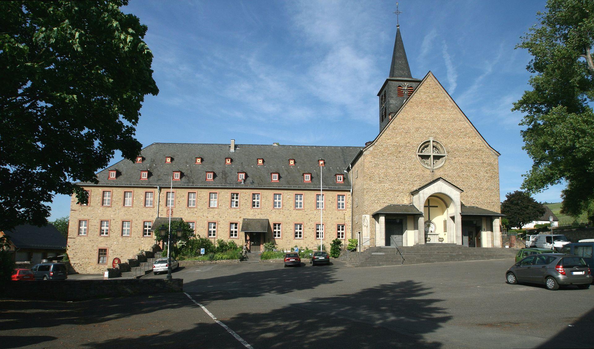Bild Kloster Eibingen Rüdesheim