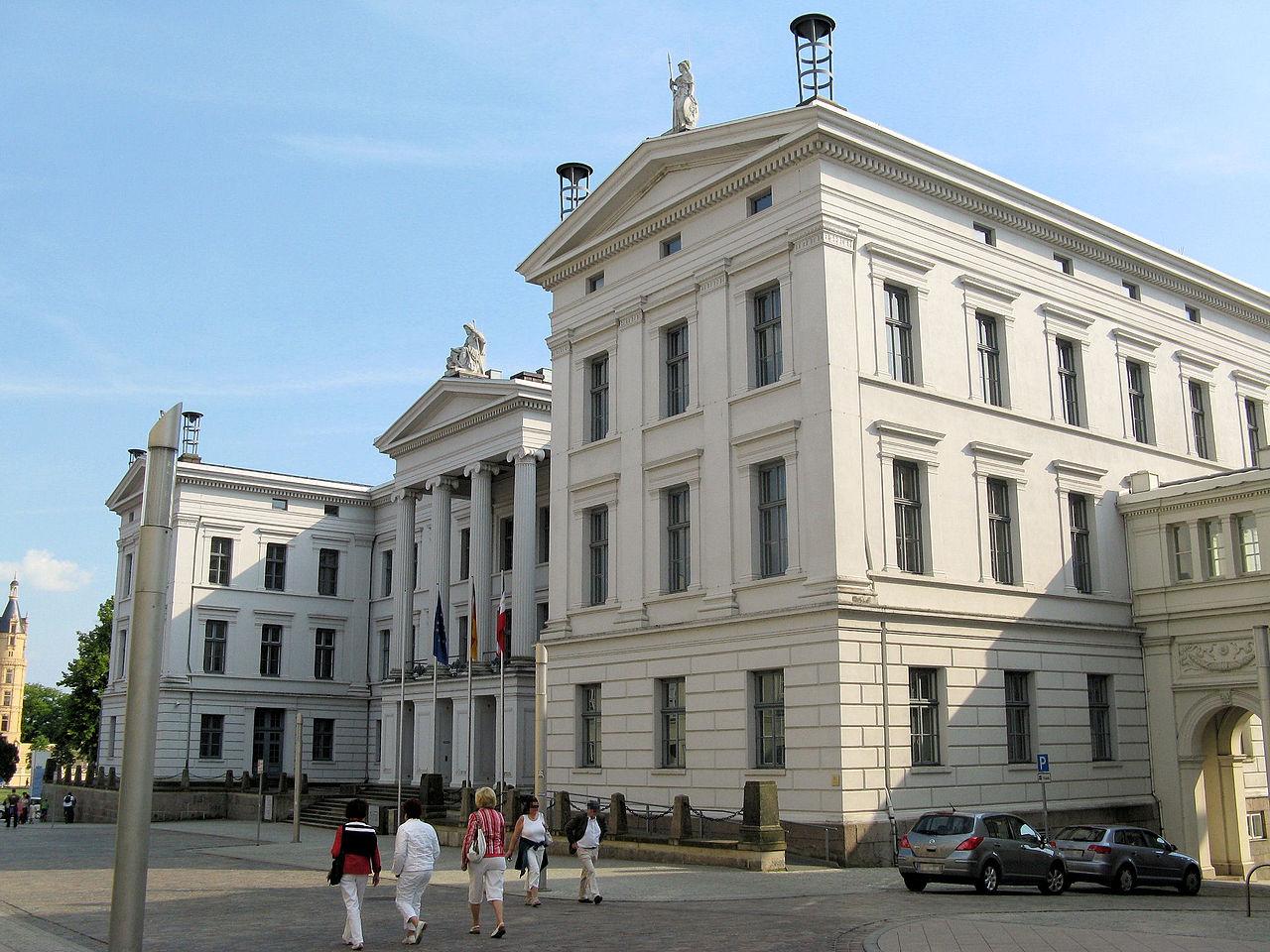 Bild Staatskanzlei Schwerin