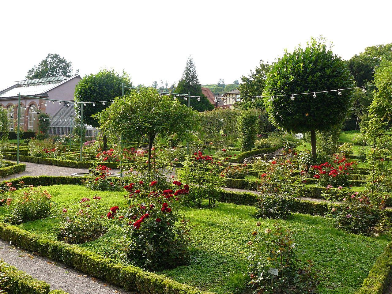 Bild Stadtpark Lahr