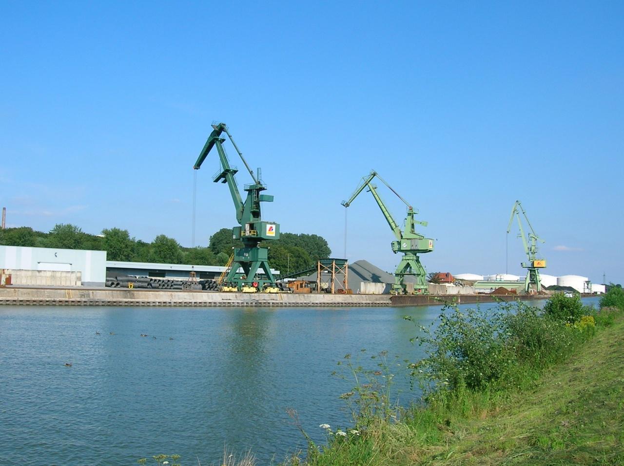 Bild Stadthafen Lünen
