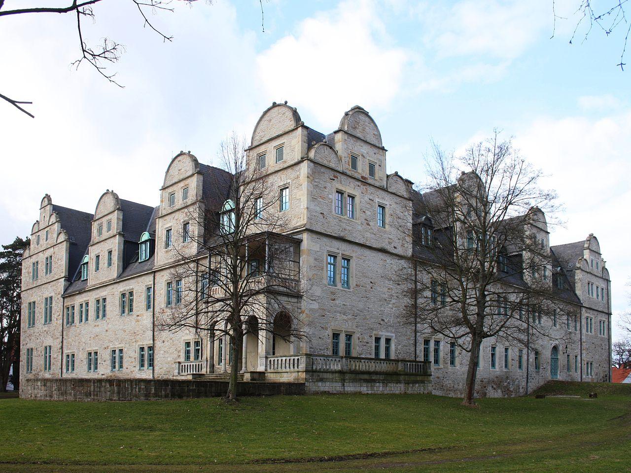 Bild Schloss Stadthagen