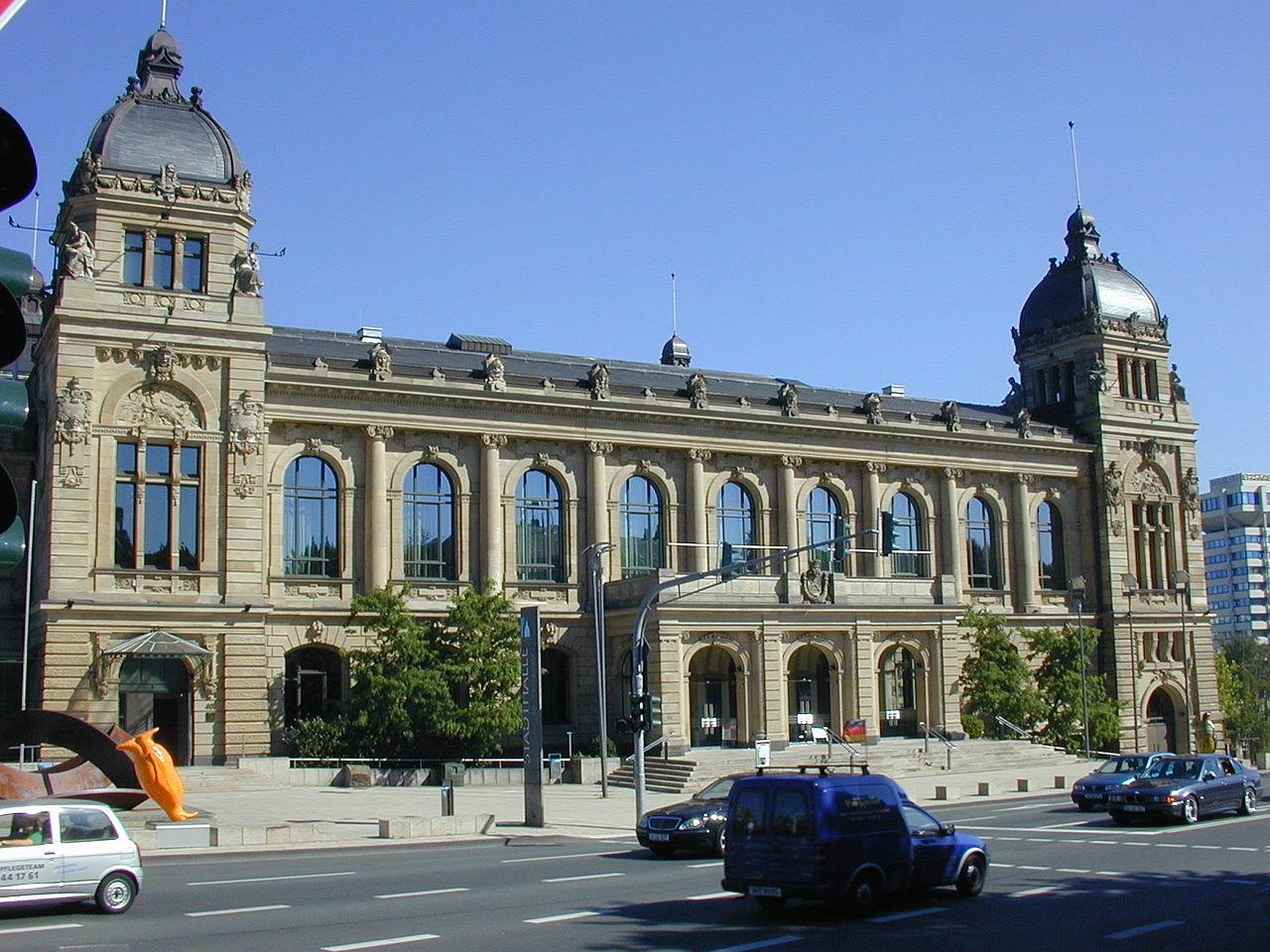 Bild Historische Stadthalle Wuppertal