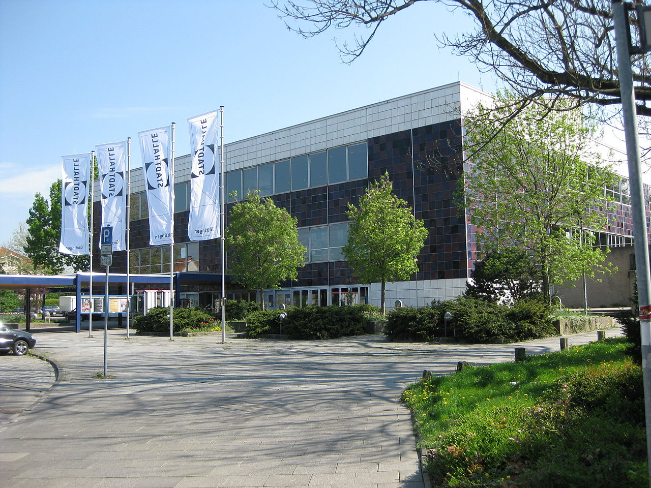 Bild Stadthalle Göttingen