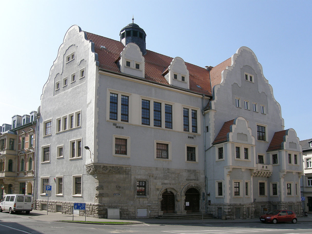 Bild Stadthaus Apolda