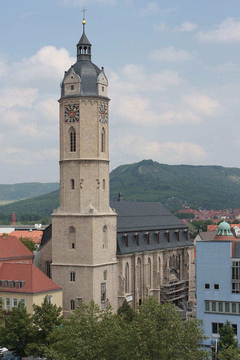 Bild Stadtkirche St. Michael Jena