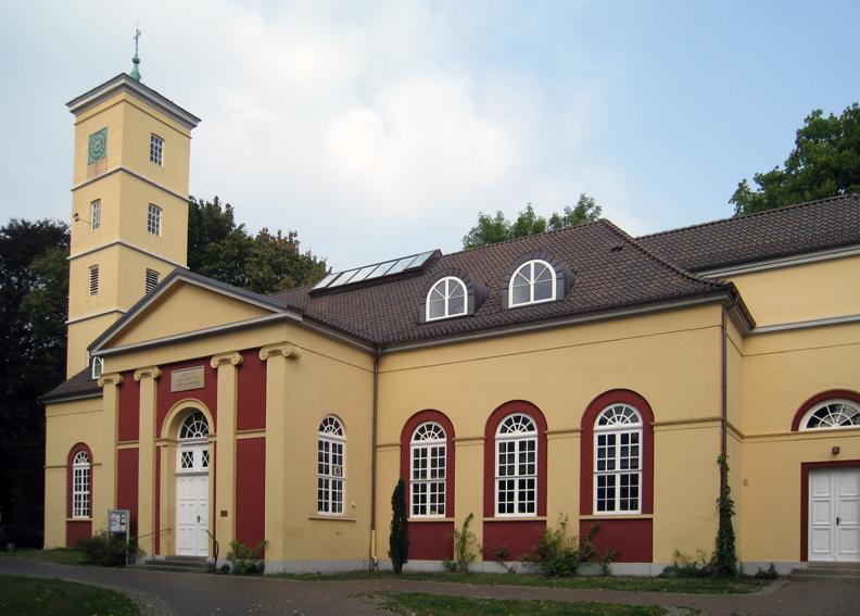 Bild Stadtkirche Bremen Vegesack