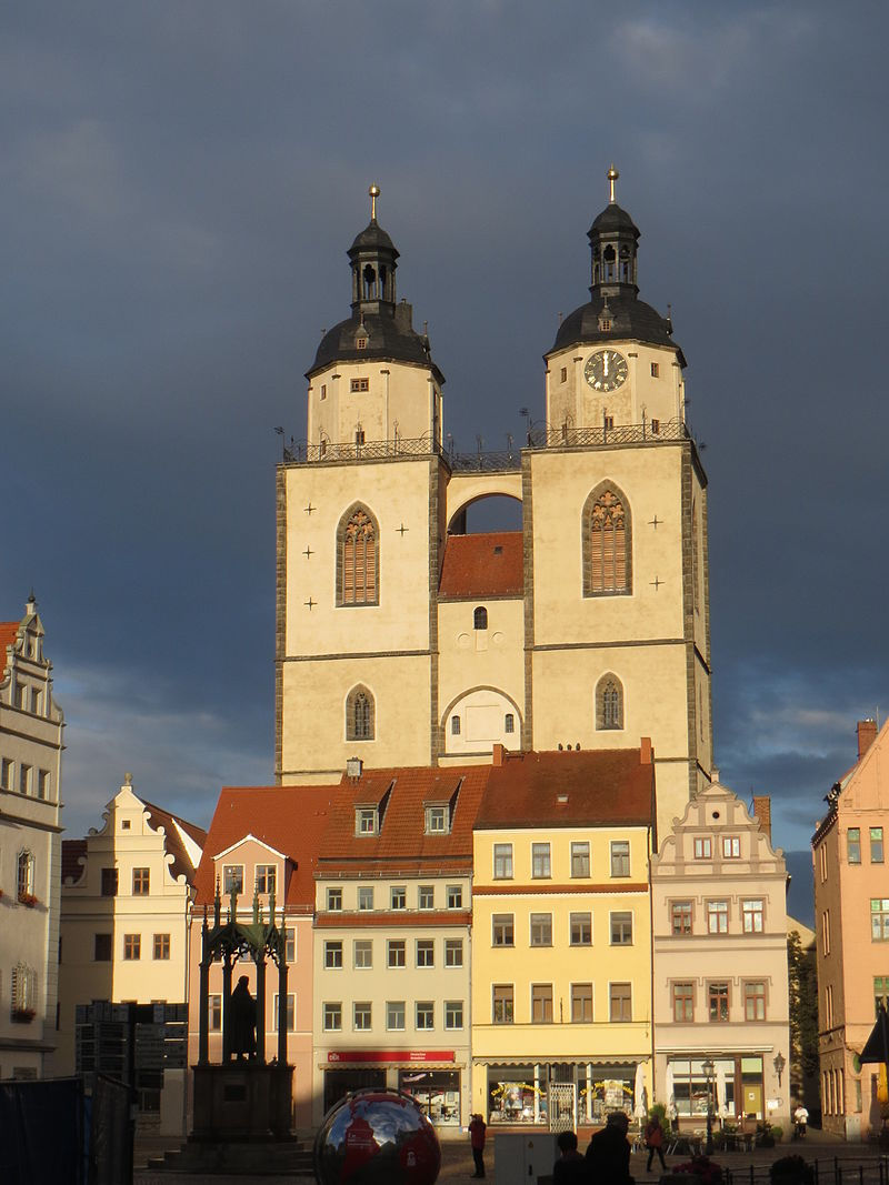 Bild Stadtkirche Wittenberg