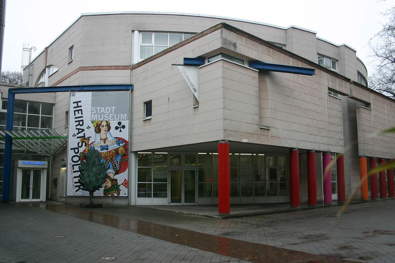 Bild Stadtmuseum Düsseldorf